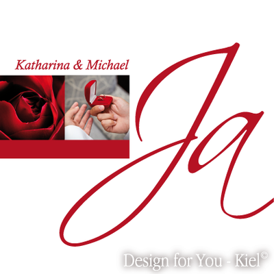 Katharina & Michael © Design for You -Kiel