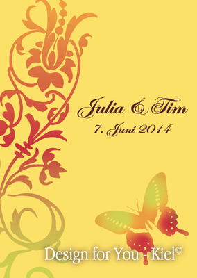 Julia & Tim © Design for You -Kiel