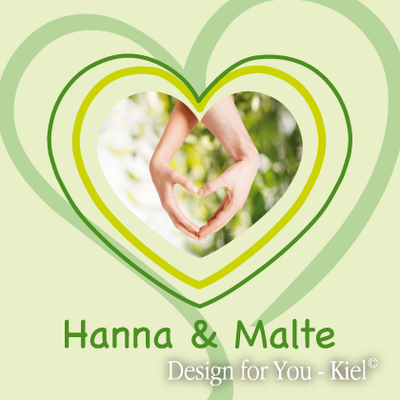 Hanna & Malte © Design for You -Kiel