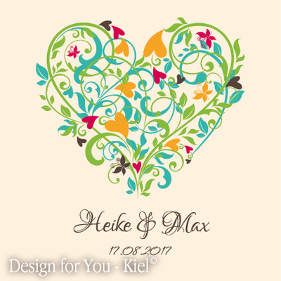 Heike & Max © Design for You -Kiel