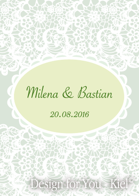 Milena & Bastian © Design for You -Kiel