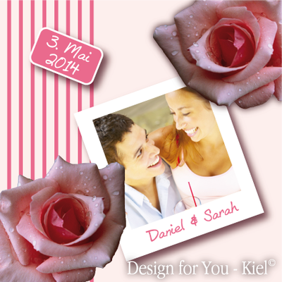 Daniel & Sarah © Design for You -Kiel