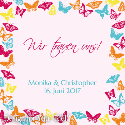 Monika & Christopher © Design for You -Kiel