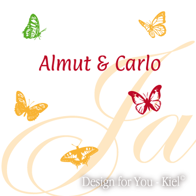 Almut & Carlo © Design for You -Kiel