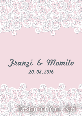 Franzi & Momilo © Design for You -Kiel