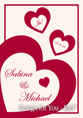 Sabina & Michael © Design for You -Kiel