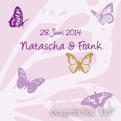 Natascha & Frank © Design for You -Kiel