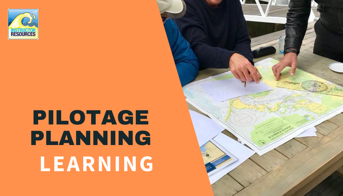 How to create a pilotage plan?