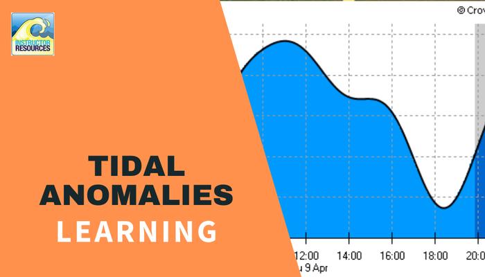 Tidal Anomalies tutorial