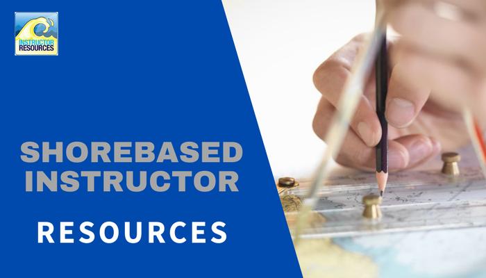 RYA Shorebased Instructor Resources ©www.instructorresources.co.uk