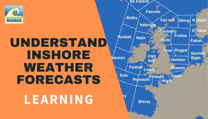 understand inshore weather forecasts