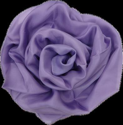 Lila lavendel flieder violett seidentuch Seidenschal bio