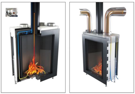 Camini a gas benvenuti su termoidraulica solesio s r l