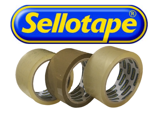 Sellotape Packaging Tapes