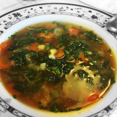 zuppa di miso ricetta