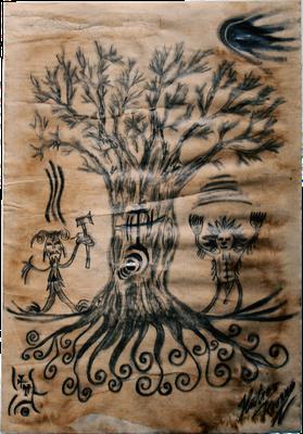 Der Schicksalsbaum