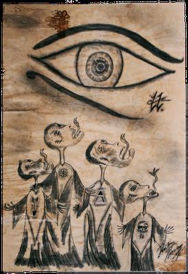 Das Auge der Gefügigkeit