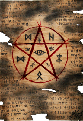 Das heilige Pentagramm