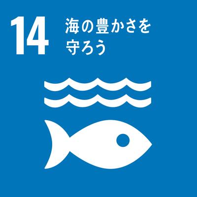SDGsゴール14 海の豊かさを守ろう