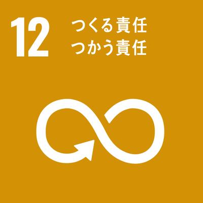 SDGsゴール12つくる責任つかう責任