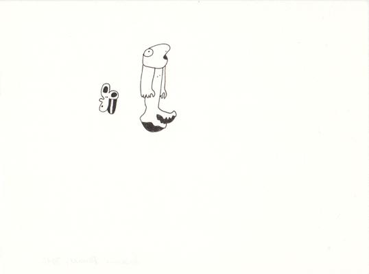 Wondering, 13 x 17,5 cm, Susanne Renner