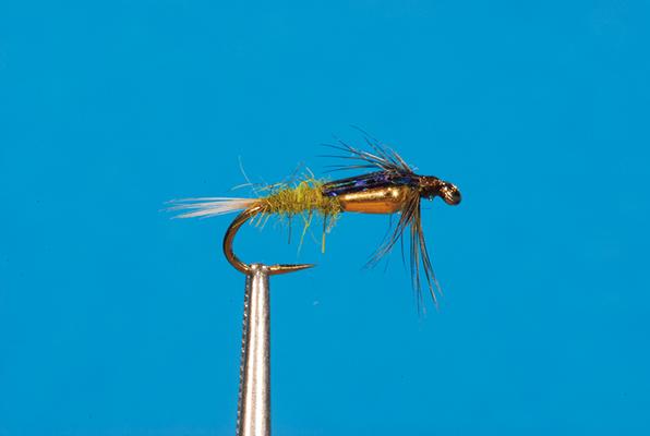 Olive Dun - Nymph