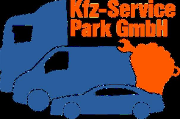 Überarbeitetes Logo der Kfz-Service Park GmbH ©2016