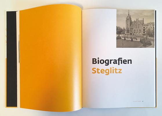 Erste Seite des Kapitels zu den Steglitzer Politikern.