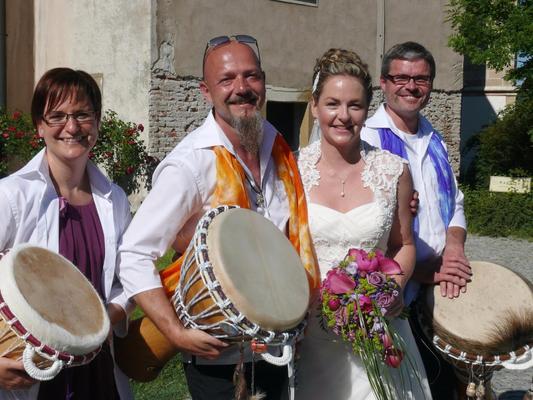 Hochzeit Gabi und Berndi