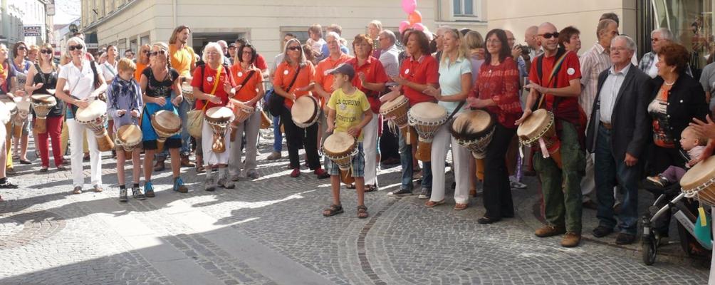 Flashmob Krems