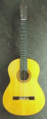 Manuel Reyes 1965 - Guitar 1 - Photo 3