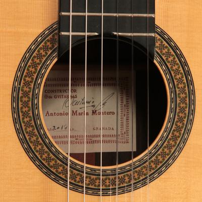 Antonio Marin Montero 2014 - Guitar 1 - Photo 7