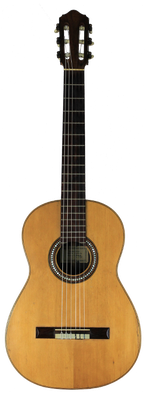 Domingo Esteso 1931 - Guitar 6 - Photo 1