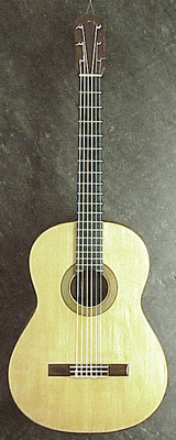 Domingo Esteso 1935 - Guitar 1 - Photo 3