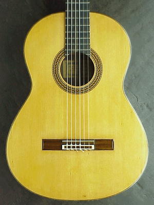 Manuel Reyes 1964 - Guitar 3 - Photo 4