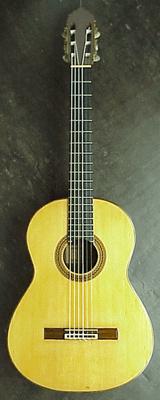 Manuel Reyes 1964 - Guitar 3 - Photo 3