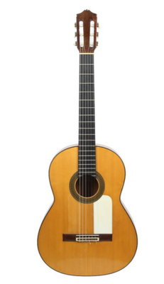 Arcangel Fernandez 1960 - Guitar 1 - Photo 13