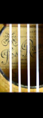 Jose Ramirez 1900 - Guitar 2 - Photo 9