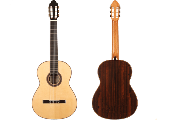 Antonio Marin Montero 2018 - Guitar 3 - Photo 2