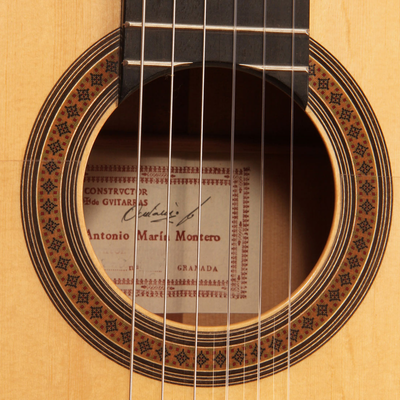 Antonio Marin Montero 2014 - Guitar 3 - Photo 1