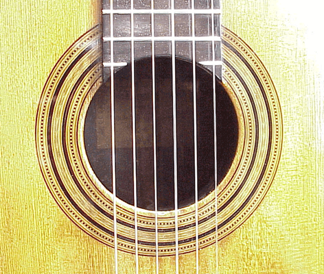 Antonio de Torres 1888 - Guitar 2 - Photo 2