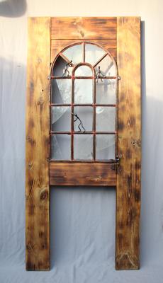 Broken Window Detail