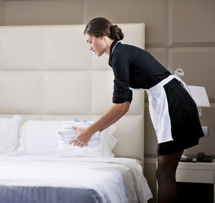 Hotel / Zimmerreinigung / House-Keeping