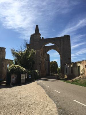 Rovine Monastero di San Anton