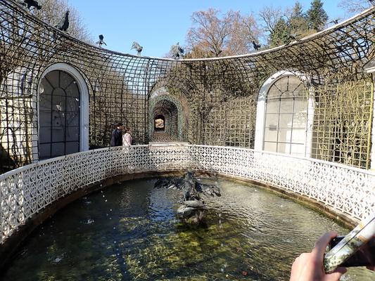 Brunnen am Eingang der Welt