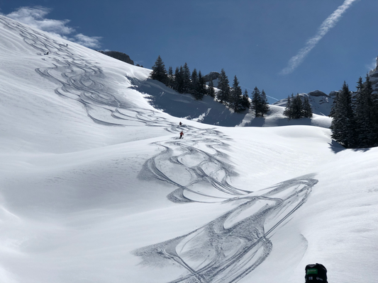Rund um den Ifen, Skitour ifen, Freeride um den Ifenq