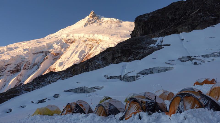 Manaslu, Manaslu Expedition, Expedition zum Manaslu, Climb Manaslu, AMICAL alpin Manaslu
