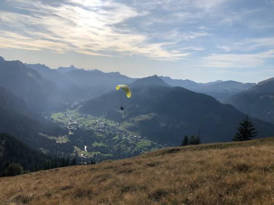 hike & fly Allgäu, Gleitschirmfliegen im Allgäu, Gleitschirmfliegen im Kleinwalsertal