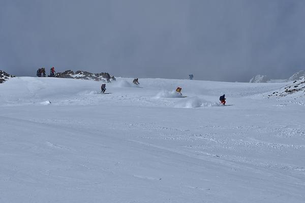 Damavand 5.671m, Damavand Iran, Skitour auf den Damavand, Damavand 2017