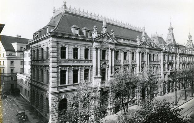 Alter Hauptsitz der ZKB